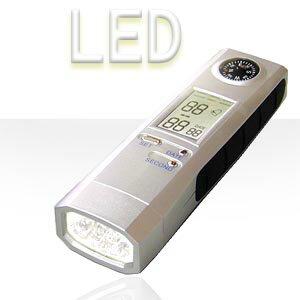 LED時間手電筒.露營用品.戶外用品.登山用品.休閒.露營燈具.照明燈