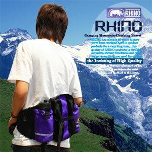 【RHINO】犀牛 雙水壺腰包.背包.包包
