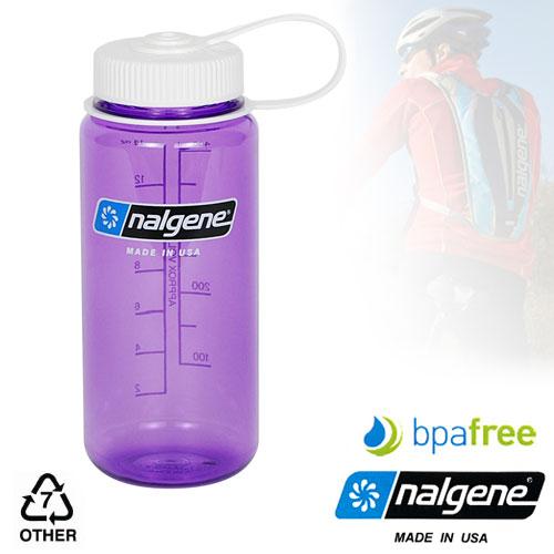 [NALGENE] 0.5公升寬嘴水壺.露營用品.戶外用品 P102-682009-0572