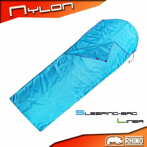 [RHINO 犀牛] 多用途睡袋內套.露營用品.登山用品