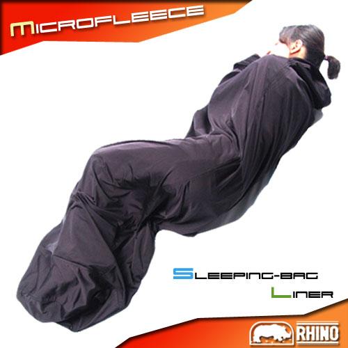 [RHINO 犀牛] 保暖睡袋內套.露營用品.登山用品