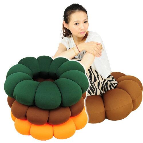 超大甜甜圈坐墊(甜甜圈抱枕.甜甜圈靠墊.花朵娃娃.花朵玩偶.絨毛玩具.兒童玩偶.便宜)