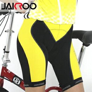 JAKROO捷酷 阿瑟絲吊帶褲.自行車.腳踏車.小折.車褲.騎行服