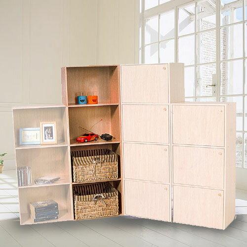 萬用四格收納櫃.收納家具.收納櫃.收納架