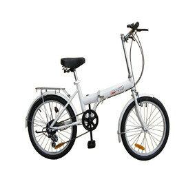 20吋6速摺疊自行車-M型PWF-206S-M.自行車.小折.小摺.卡打車.腳踏車.單車.鐵馬 C246-005