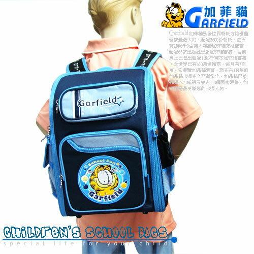 ~Garfield 加菲貓~超輕健康護脊書包.背包.包包