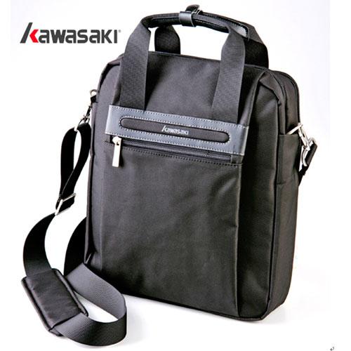 【KAWASAKI】12吋電腦公事包.背包.包包