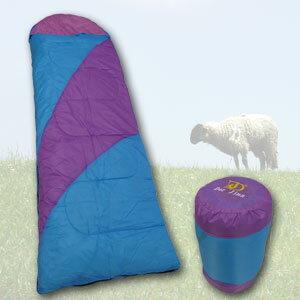 輕巧中空棉+羊毛睡袋.露營用品.戶外用品.登山用品.休閒