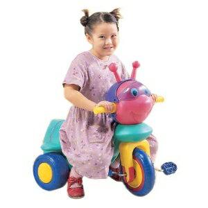 蜜蜂三輪車(兒童腳踏車三輪自行車.手推車.輔助輪.兒童車.騎乘車.騎乘玩具.專賣店推薦哪裡買)P072-TR02