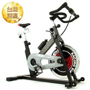 專業18KG競速飛輪健身車(飛輪競速車.室內腳踏車.飛輪車.運動健身器材.便宜.推薦)P083-02