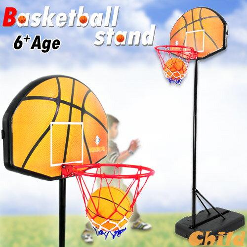 直立式籃球架(籃球板.籃球框.球類運動遊戲.健身運動用品.兒童遊戲.便宜) d005-0429