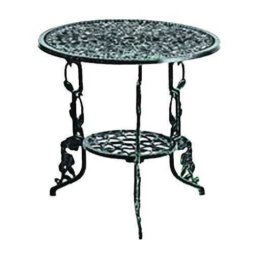 圓形玫瑰桌*66CM.庭院家具 - 限時優惠好康折扣