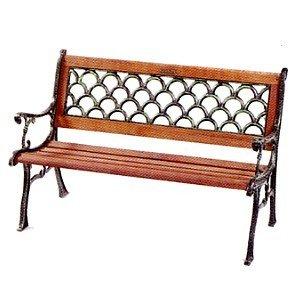 魚鱗公園椅.庭院家具 - 限時優惠好康折扣