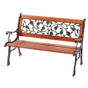 小玫瑰公園椅.庭院家具 - 限時優惠好康折扣