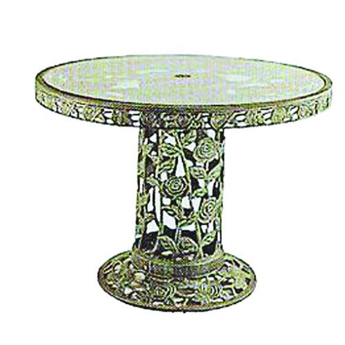 玫瑰大腳桌*120cm.庭院家具 - 限時優惠好康折扣