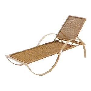 人造藤躺椅.庭院家具 - 限時優惠好康折扣