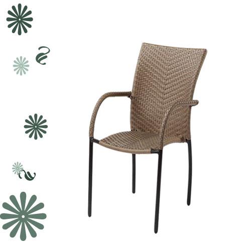 雙面籐椅.庭院家具 - 限時優惠好康折扣