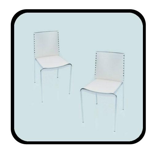 貝克椅(白)*1入.客廳家具.椅子 - 限時優惠好康折扣
