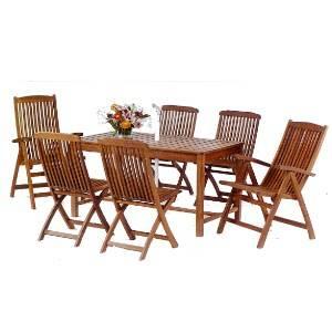 140cm長方桌.木桌.庭院家具 - 限時優惠好康折扣