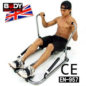 【BODY SCULPTURE】BR-1900 肌肉轟炸機(台灣製造)划船機.健腹機.健腹器
