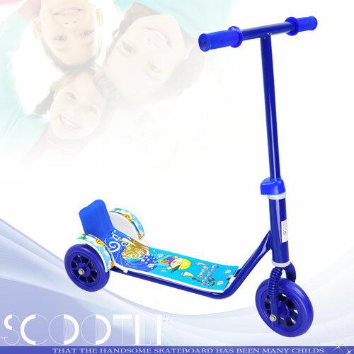 小 員三輪滑板車^(騎乘玩具.兒童遊戲. 車.自行車.腳踏車.單車. ^)