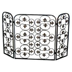矩形壁爐網(擺飾品.裝飾品.庭院傢俱.庭園傢俱.鑄鐵飾品.間隔.便宜) - 限時優惠好康折扣