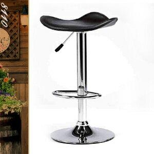 時尚馬鞍造型吧台椅(休閒吧台椅子.造型吧檯椅.升降椅.高腳椅.酒吧椅.咖啡椅.餐廳椅.客廳椅.傢俱家具傢具特賣會) - 限時優惠好康折扣
