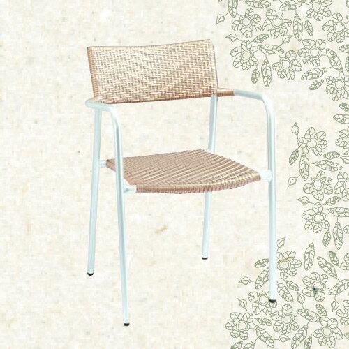 排骨籐椅(銀)(藤椅.彈性椅.藤編餐椅.咖啡椅.庭院傢俱.便宜) - 限時優惠好康折扣