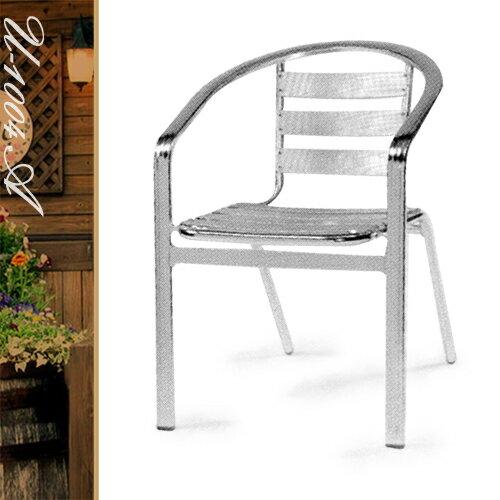 扁管鋁板椅(休閒椅子.造型椅.咖啡椅.戶外椅.麻將椅.餐廳椅.庭園椅.傢俱家具傢具特賣會) - 限時優惠好康折扣