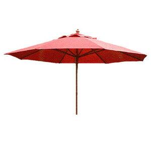 7尺木傘(庭園傘.庭院傘.戶外休閒傘.遮陽傘.庭院傢俱.咖啡廳傘.便宜)(反服貿休息站) - 限時優惠好康折扣