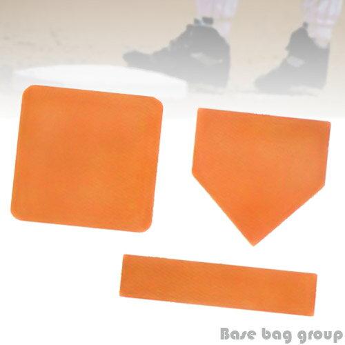 簡易型安全壘包板(棒球.壘球.球棒.球類運動.運動健身器材.便宜)P053-010