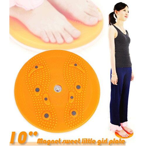 10吋磁石扭扭盤(扭腰盤.運動健身器材.便宜.推薦.哪裡買)P233-P-702