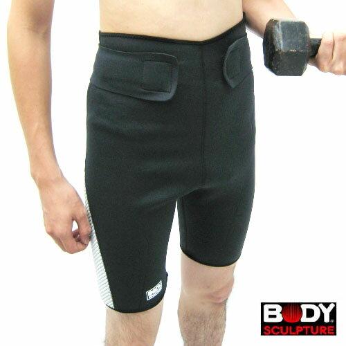 (剩M號) BODY SCULPTURE 網狀束褲.運動.有氧.韻律.瑜珈 - 限時優惠好康折扣