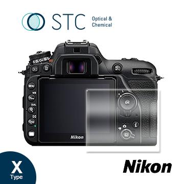 【STC】NikonD7500專用9H鋼化玻璃保護貼