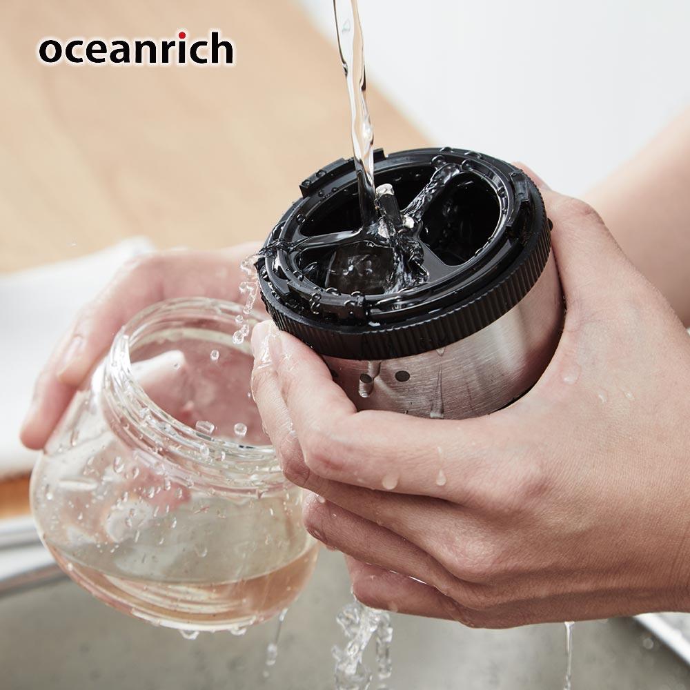 =超夯新品=【Oceanrich直營】⊙全店10%回饋 ⊙G1-便攜電動磨豆機 4