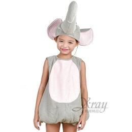 大象 小飛象 角色扮演 萬聖節服裝 聖誕節 兒童變裝 攝影 寫真
