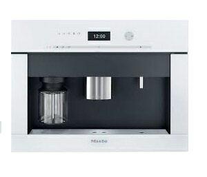 (期貨)嘉儀 德國 Miele 米勒 CVA6401 (白色)嵌入式咖啡機【零利率】※熱線07-7428010