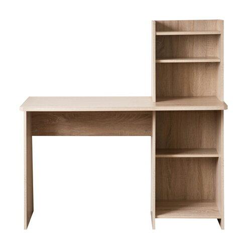 日式 / 無印 / 書桌 / 收納 TZUMii 桑田造型層架式書桌 4