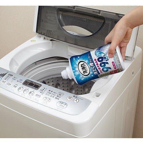 日本貨 愛詩庭雞仔牌 洗浄力 洗たく槽クリーナー 洗衣槽清潔劑 550g