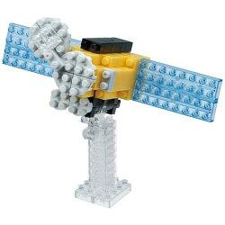【Nanoblock 迷你積木】NBC-199 太陽觀測衛星