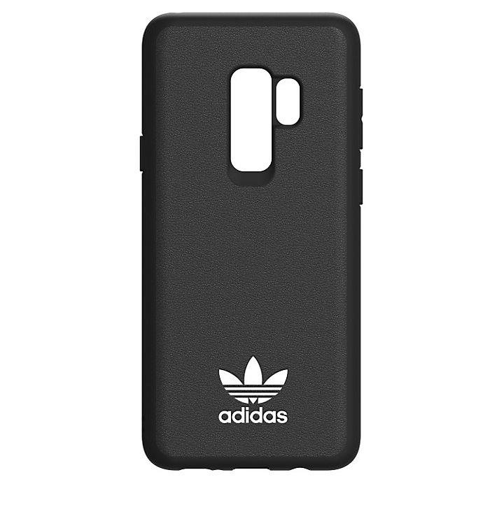 [滿3000加碼送15%/12期零利率] 三星 SAMSUNG Galaxy S9/S9+ adidas logo 背蓋-黑