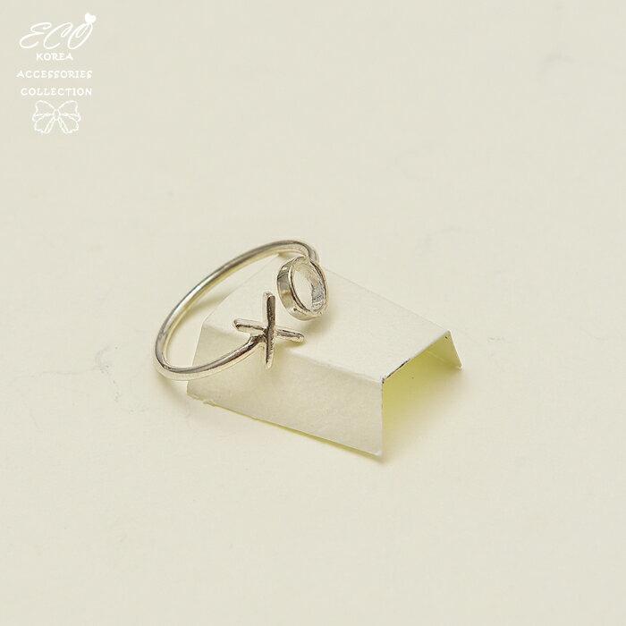 細邊,珍珠,簡約,氣質,流線v型,韓製,韓國,韓貨,戒指