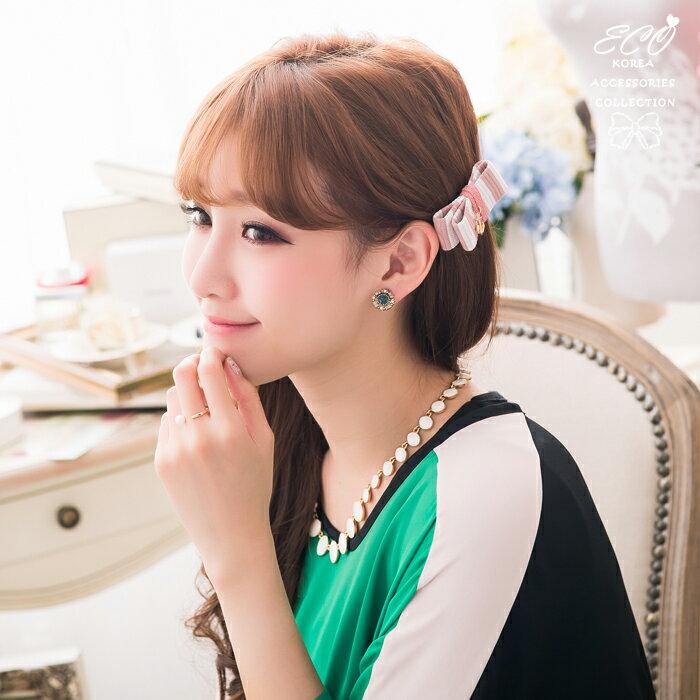 復古,鑽,夾式耳環,無耳洞耳環,韓製,韓國,耳環