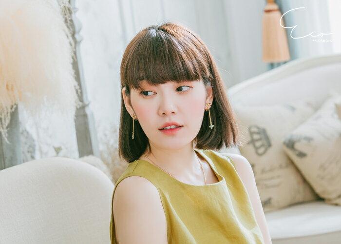 名品,夾式耳環,無耳洞耳環,韓製,韓國,耳環
