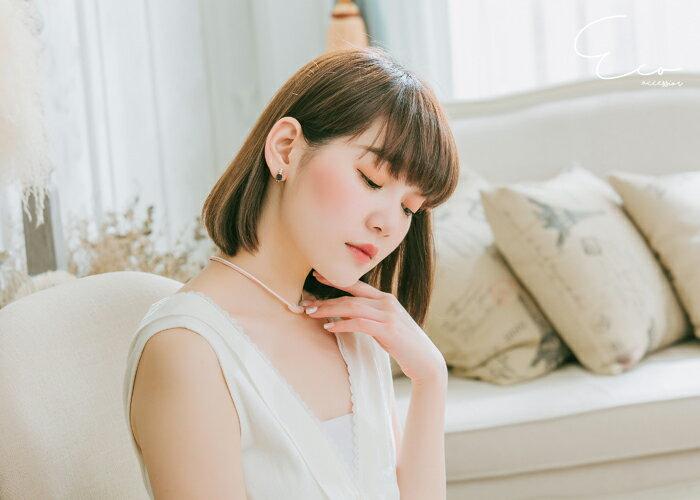 珍珠,夾式耳環,無耳洞耳環,韓製,韓國,耳環