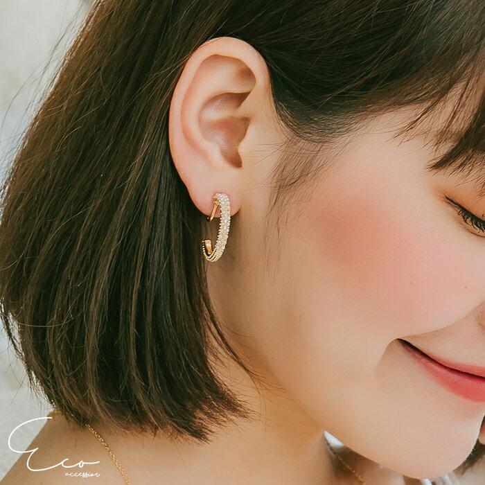 珍珠,C圈,夾式耳環,無耳洞耳環,韓製,韓國,耳環