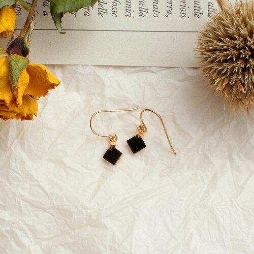 (預購)絮語耳夾式耳環針式耳環(2色螺旋夾)【2-2693】ECO安珂
