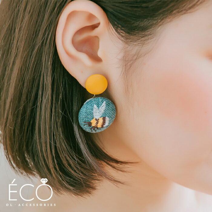 鳥,公雞,扶桑花,玫瑰,鳳梨,蜜蜂,熱氣球,夾式耳環,無耳洞耳環,韓製,韓國,耳環