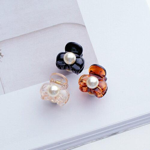 (特賣)ECO安珂.微優雅髮夾抓夾(3色)【6-1025】