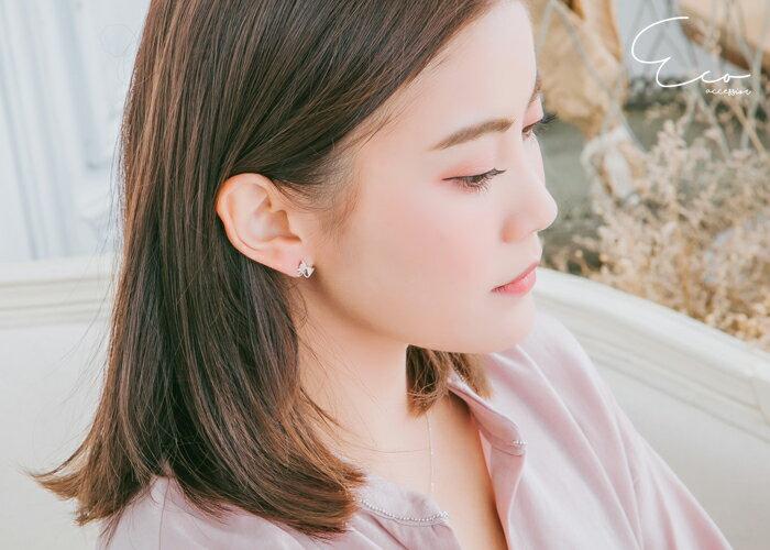 動物造型耳環,貓咪耳環,純銀針耳環,925純銀耳環,抗過敏耳環,夾式抗過敏耳環